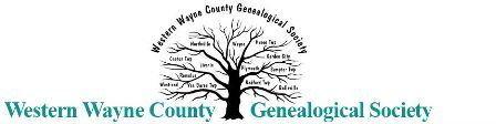 Western Wayne County Genealogical Society