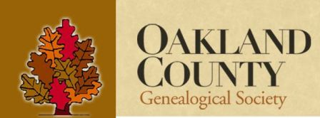 Oakland County Genealogy Society